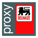 Proxy Delhaize - logo