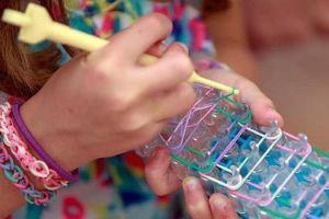 Loomen stimuleert creativiteit. Een leuke hobby voor jong en oud.